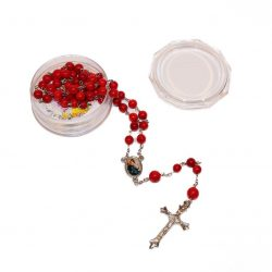 rosario de coral