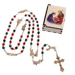 rosario de navidad