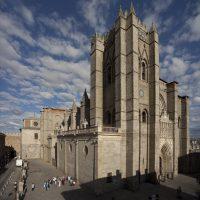 Avila_Catedral
